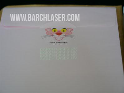 Laser para grabado de papel
