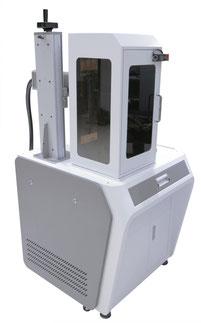laser de grabado alta velocidad
