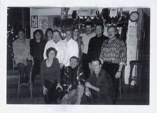 Da Capo bei der Gründung im Dezember 2000