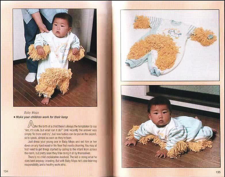 Baby Mops?