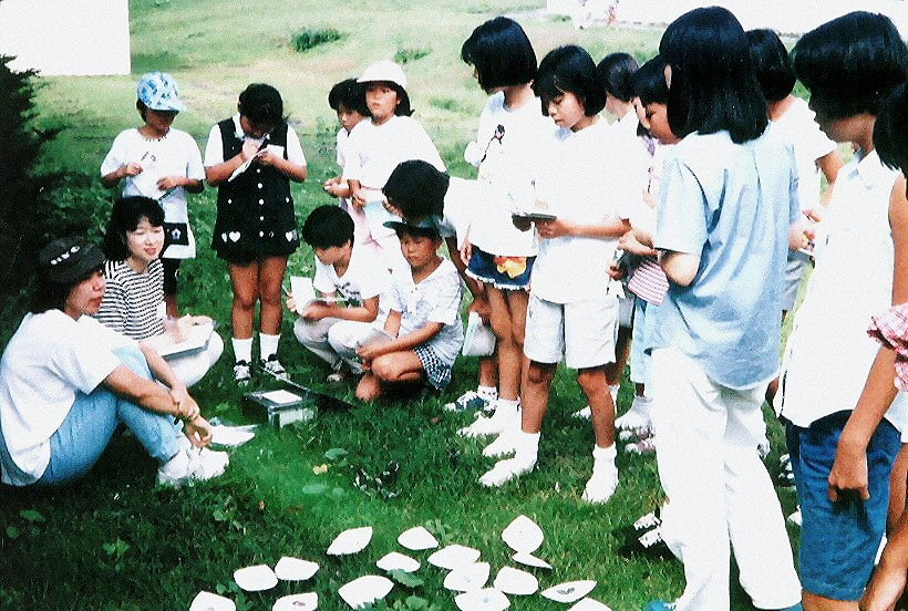 1996.08 LL Last Summer Camp in Ikeno-Taira