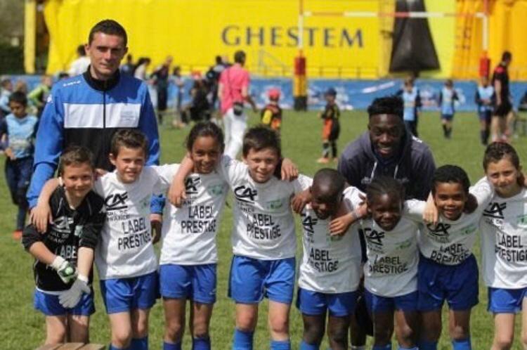 CS Mainvilliers Football Jude Mayemba Chartres Horizon