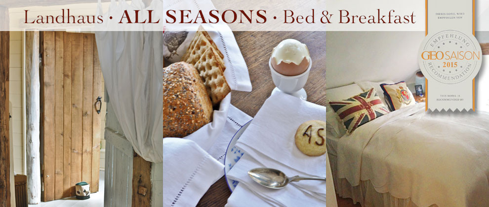 All Seasons Bed and Breakfast