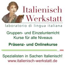 Italienisch Werkstatt - Italienisch lernen in Berlin