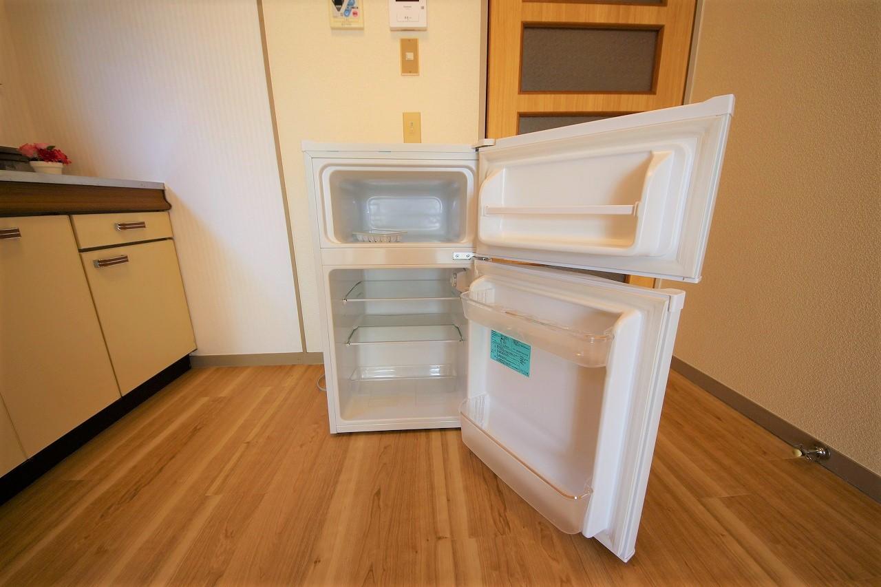 冷蔵庫もあるので料理も楽しみましょう