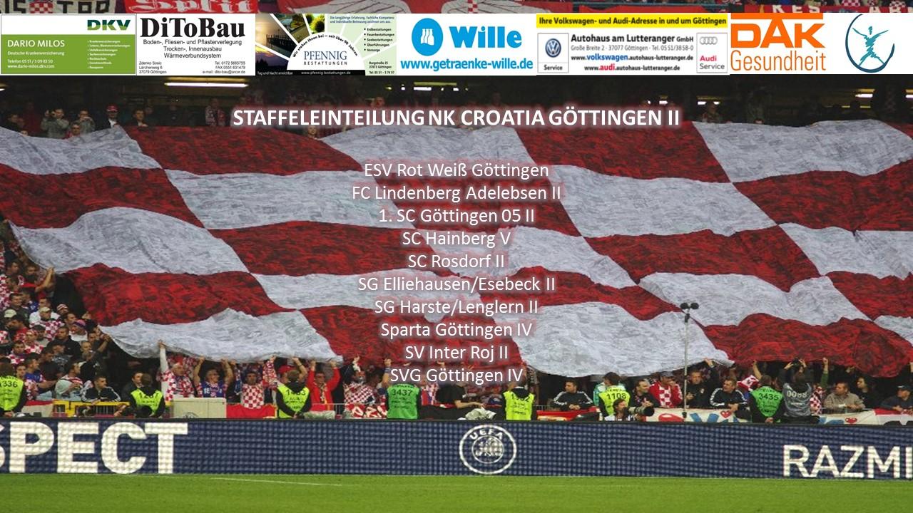 STARTSEITE - NK Croatia Göttingen