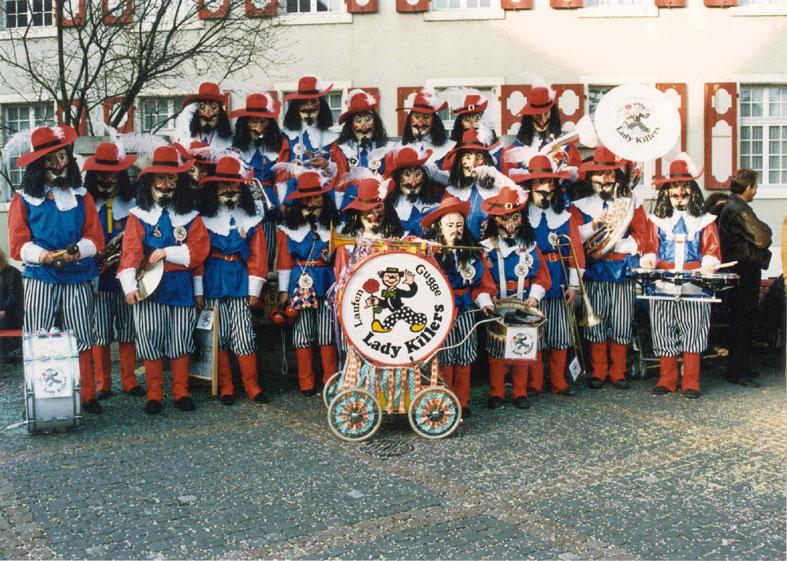 Musketiere - 1992