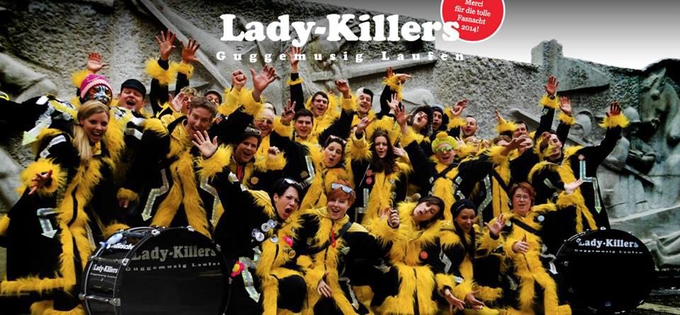 Alpen Killers unter Strom - 2014