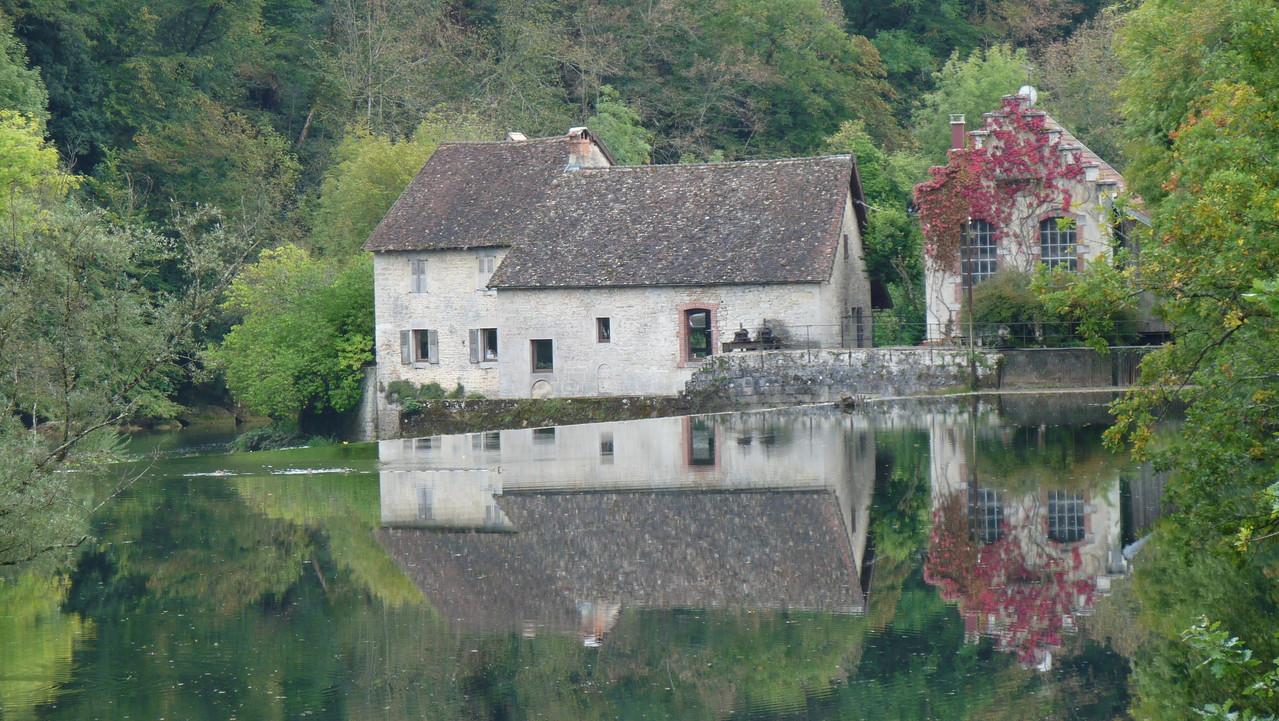 Le miroir de Scey-en-Varais