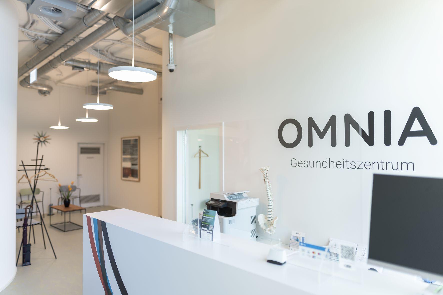 Unser neues Kollektivmitglied Omnia Health Services AG