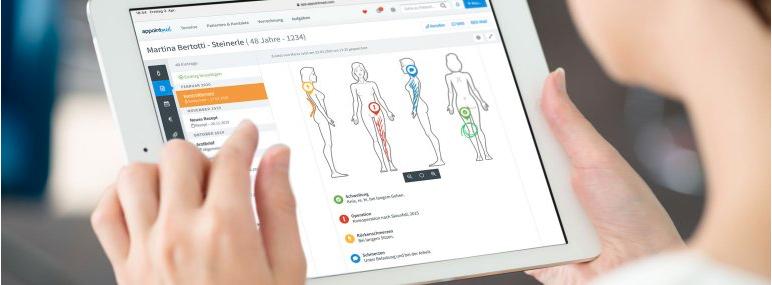 Digitalisierung in der Physiotherapie - quo vadis?