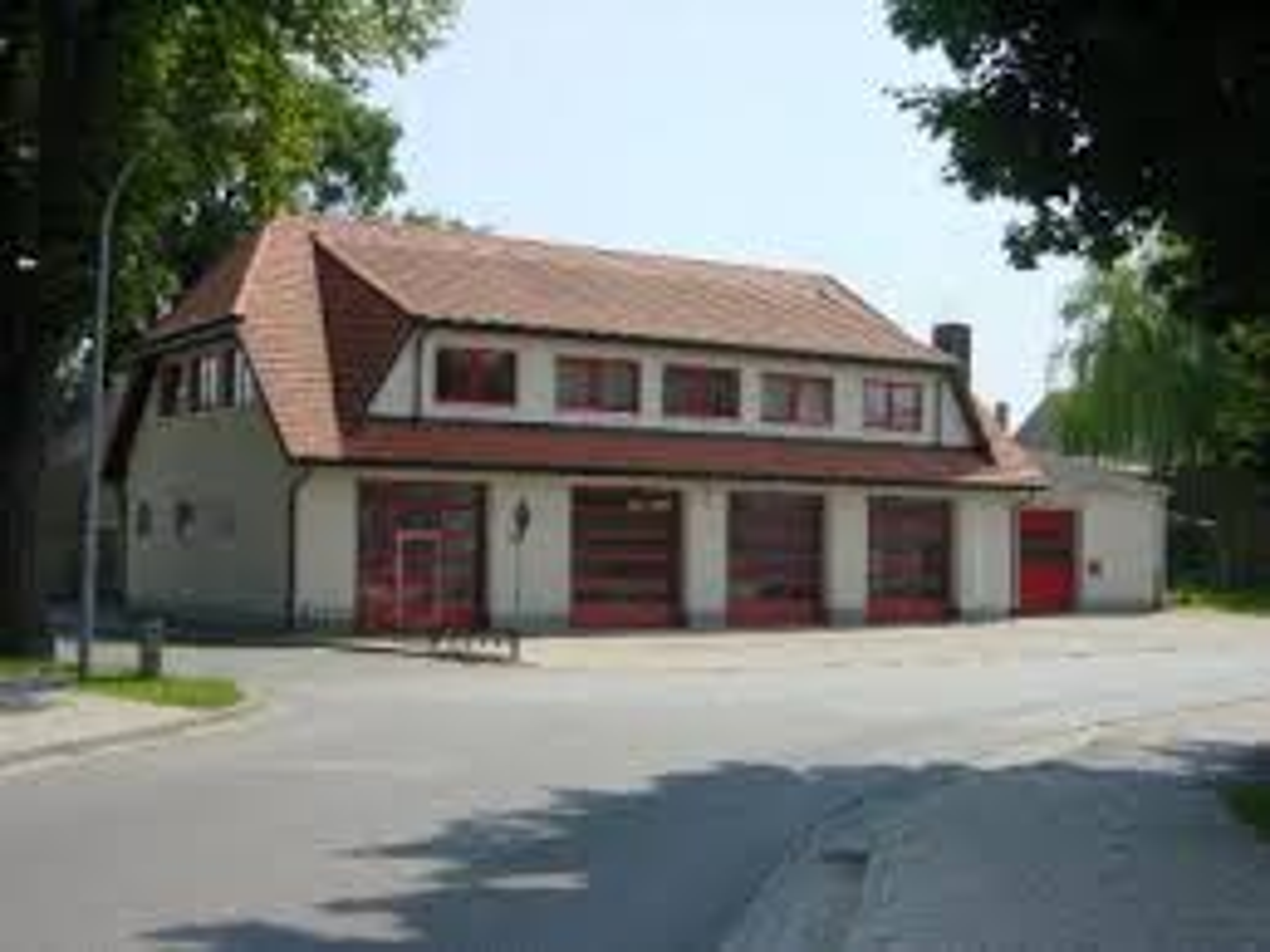 Gerätehaus Wusterhausen/Dosse