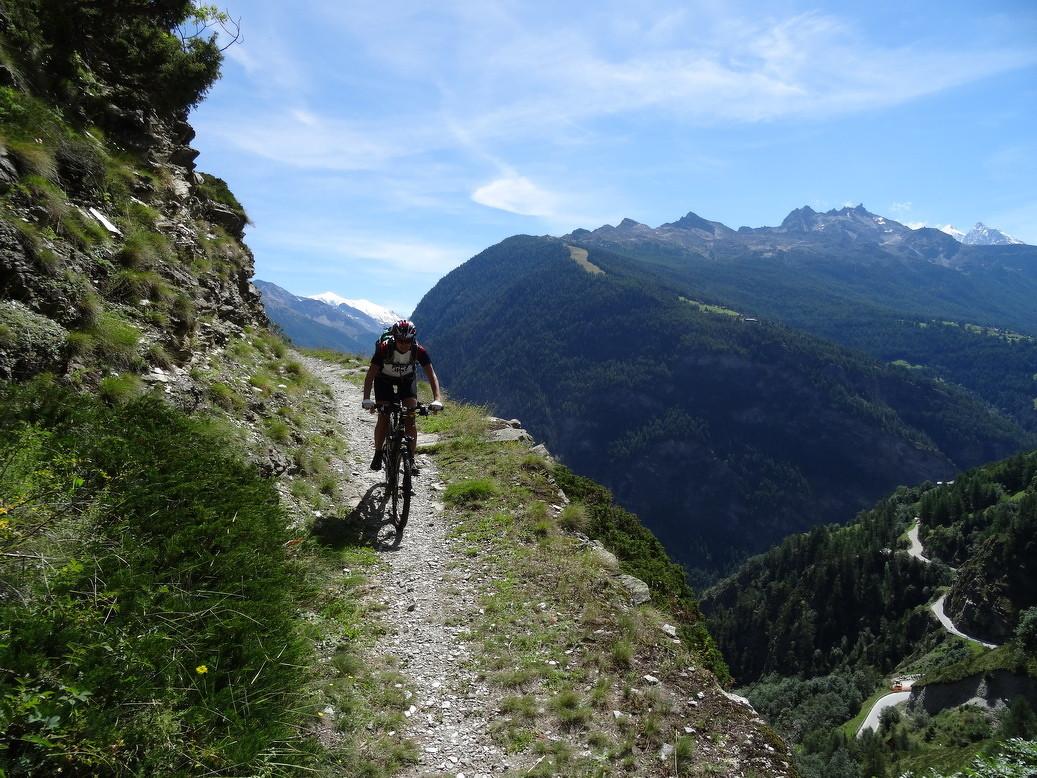Endlose Trails