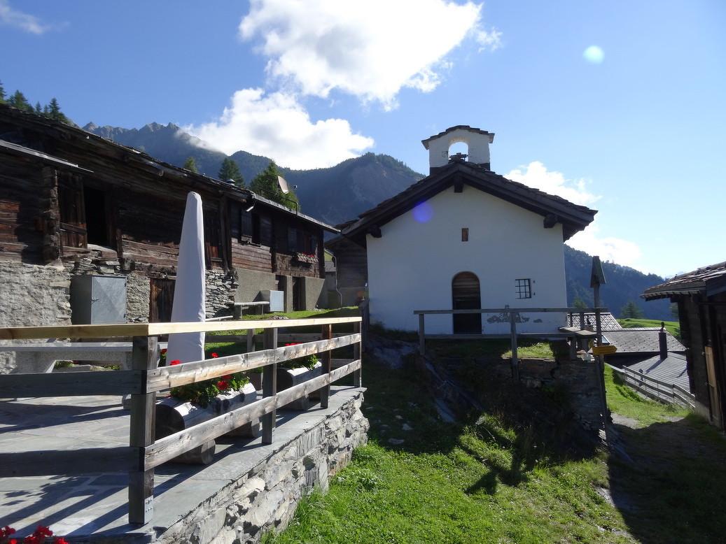 Kapelle von Tatz