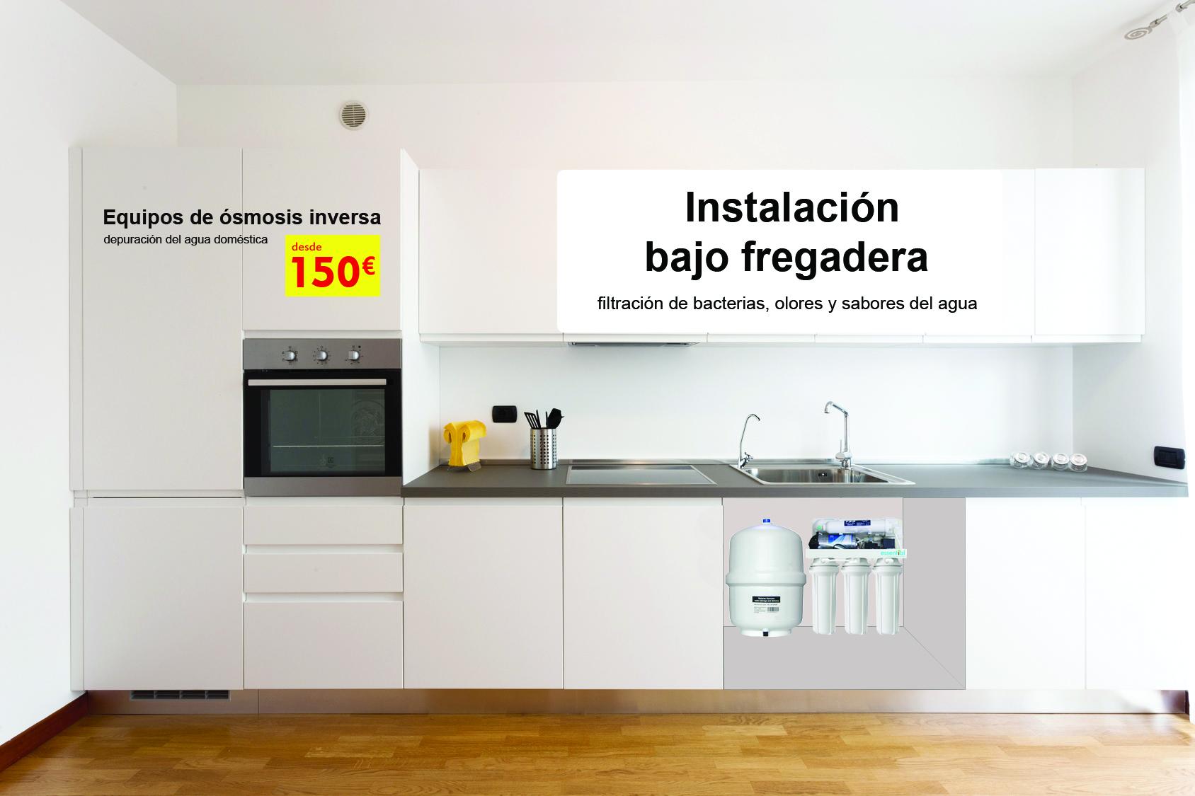 Tienda online filtros de agua y equipos osmosis inversa - Filtros osmosis inversa domestica ...