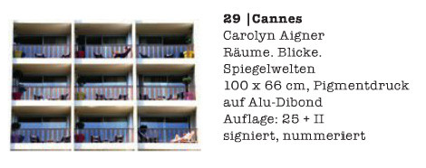 """Cannes"" by Carolyn Aigner"