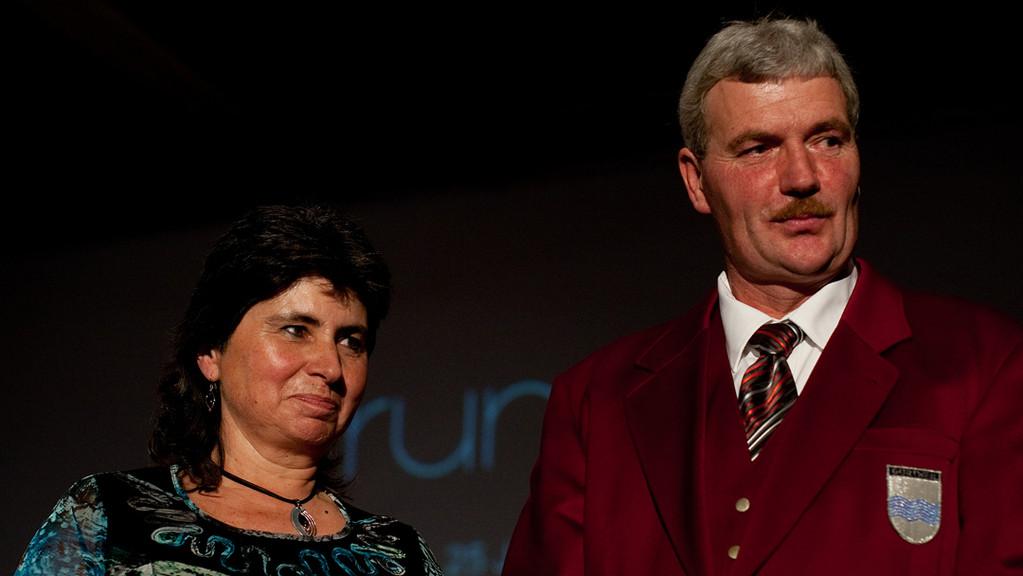 Neues Ehrenmitglied Martin Jäger