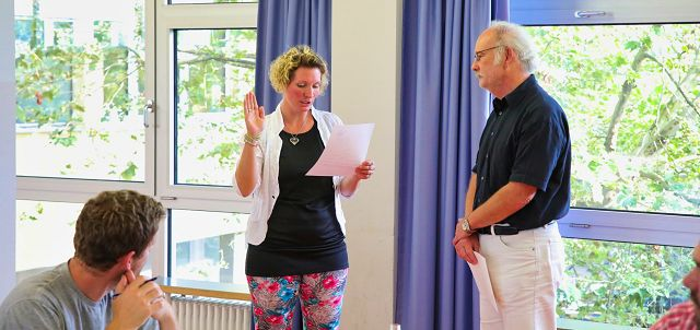 Susanne Sabrowski wurde zur zweiten Beigeordneten gewählt.