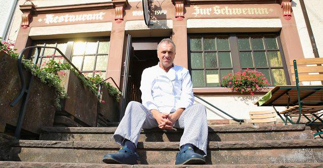 Am kommenden Sonntag ist nach 36 Jahren die letzte Schicht von Jürgen Brandstetter, dem Kult-Restaurantbesitzer von Auersmacher.