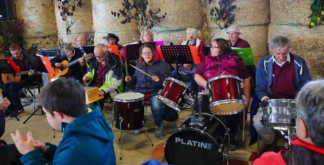 Die Rexroth-Band.