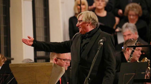 Dirigent Thomas Becker