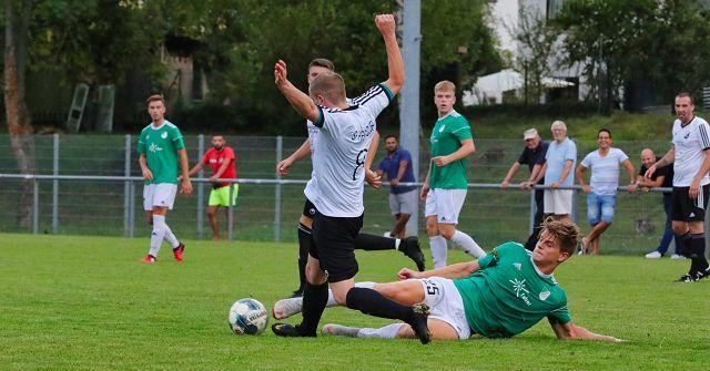 Der SV Auersmacher gewann in der zweiten Runde gegen die SF Hanweiler mit 8:0.