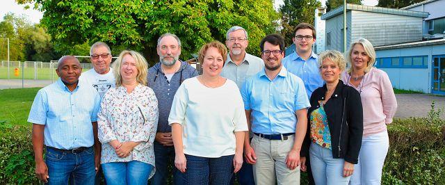 Der neue Ortsrat von Rilchingen-Hanweiler