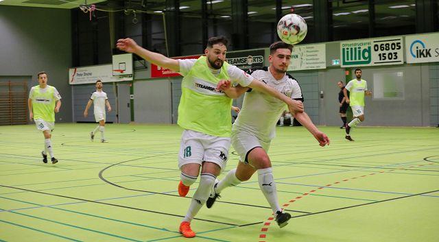 Hasan Sonsuz traf zum 2:0 für den SVA