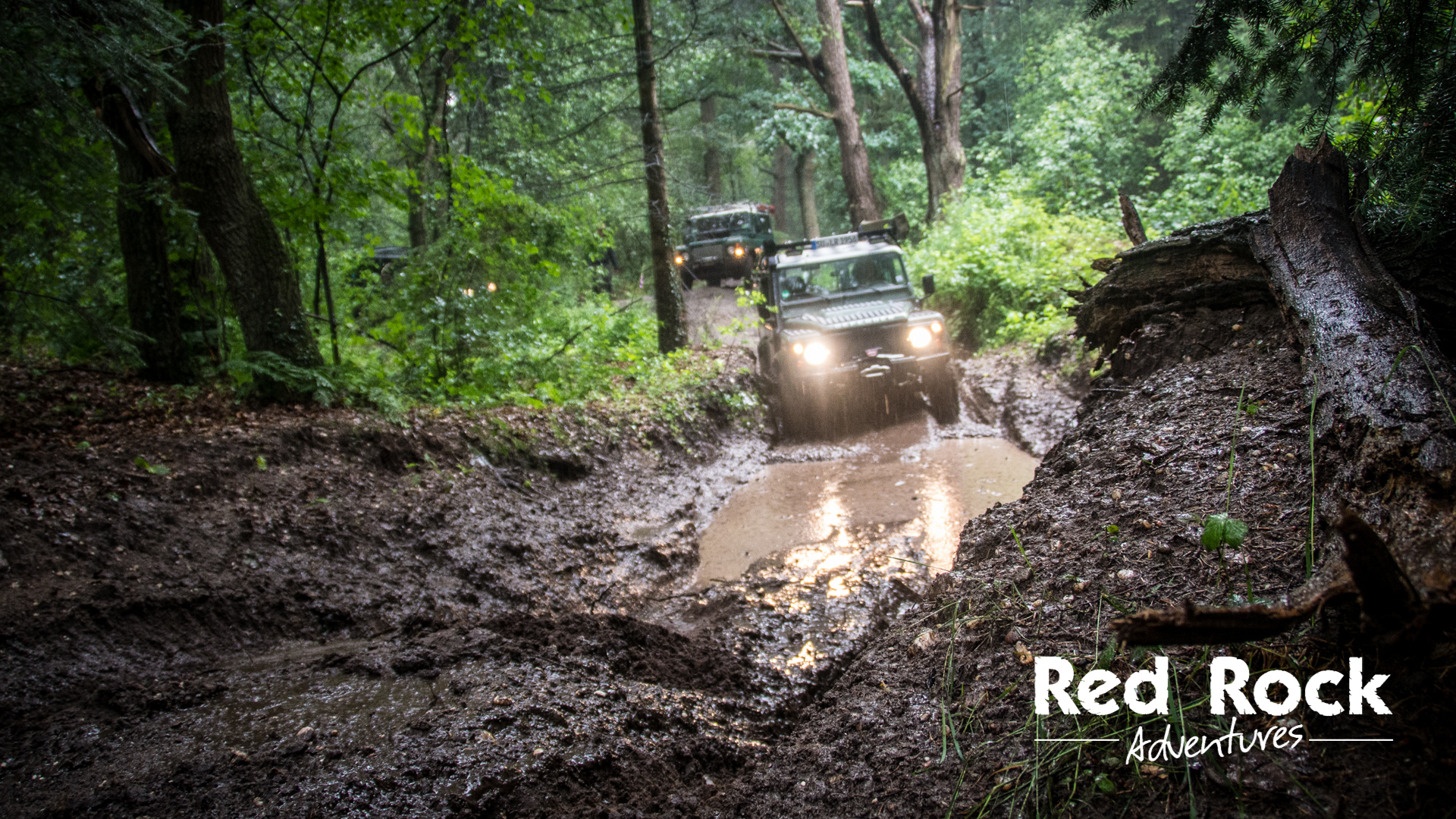 Offroad Abenteuer Tag