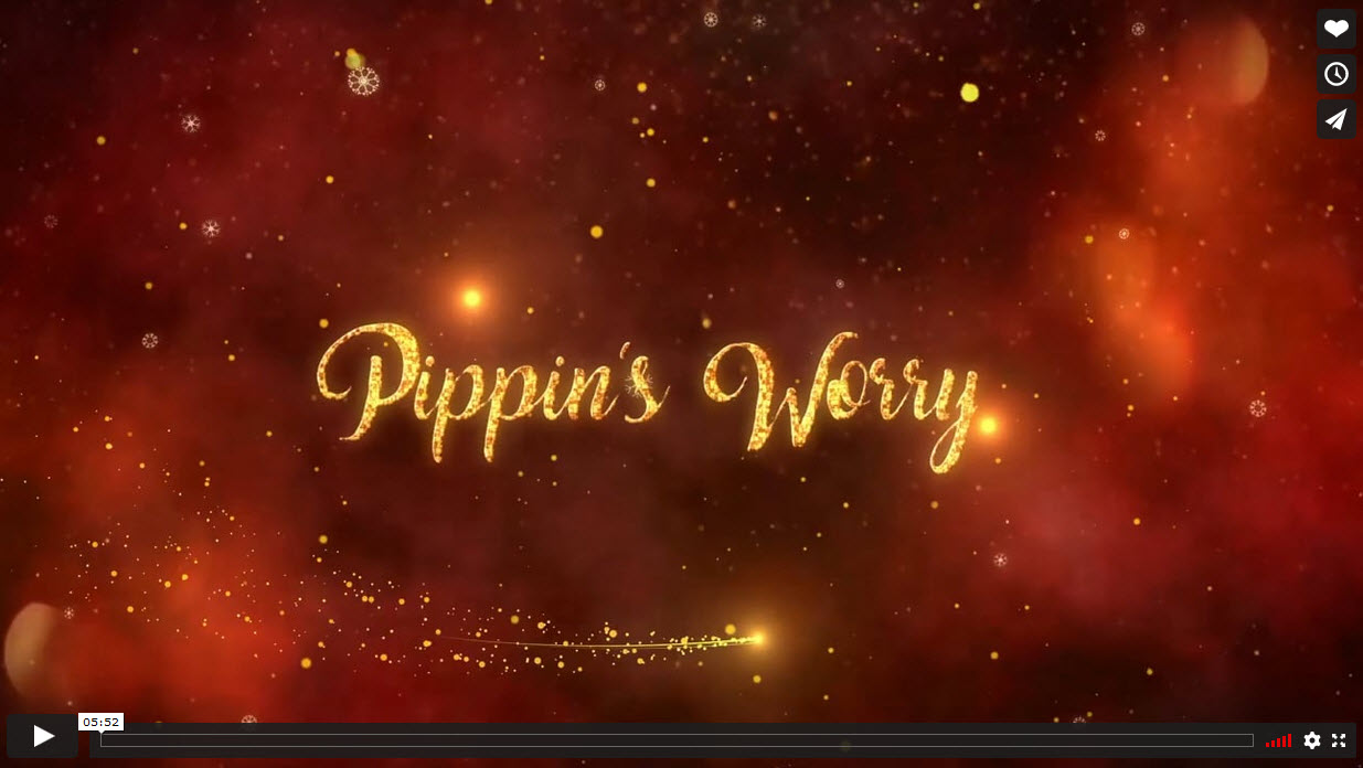 Pippin's Worry, by Rachael Howard