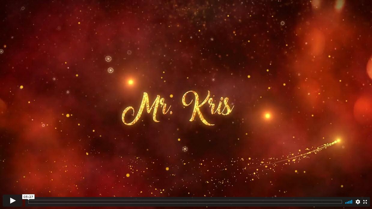 Mr. Kris, by Nadya Thulin