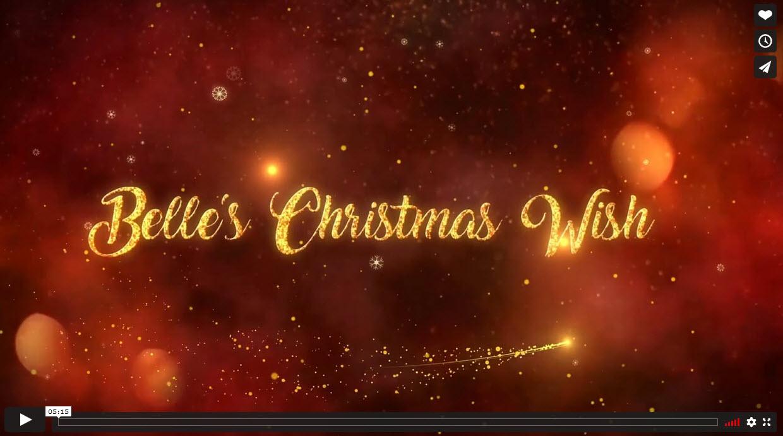 Belle's Christmas Wish, by Jen Lyon