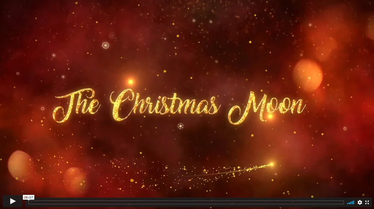 The Christmas Moon, by Lucy Unwin
