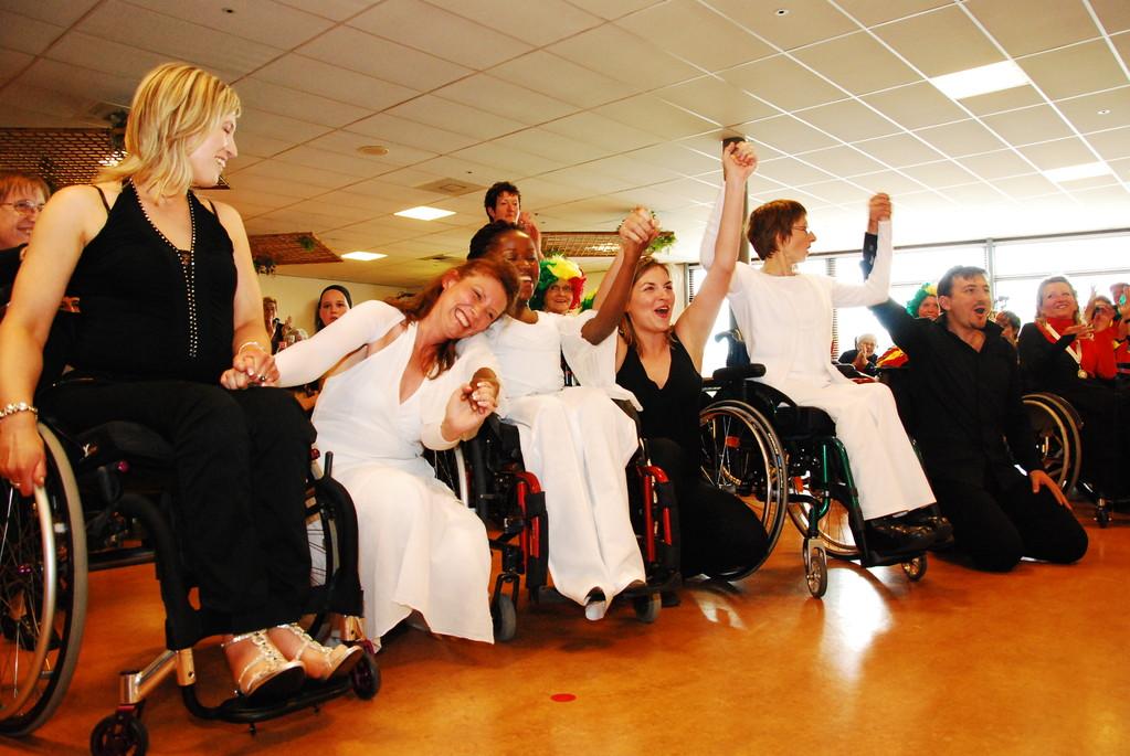 Danser la Vie - Compétition Freestyle aux Pays-Bas.  2010