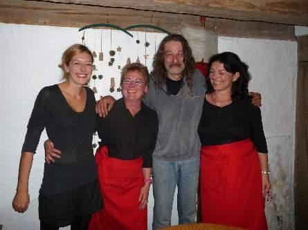 Merle und Heiner Kondschak, Samstag, 25.10.2014