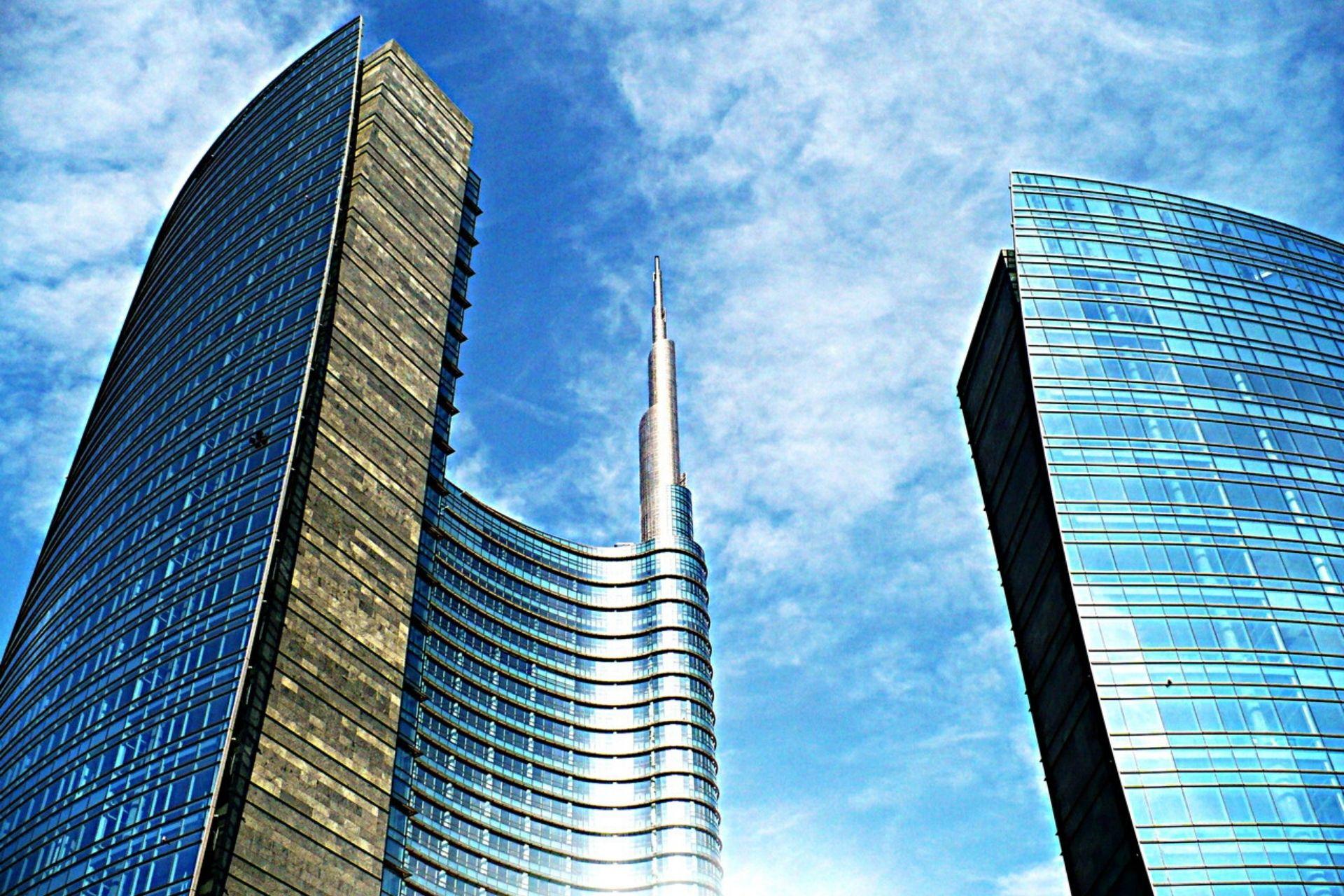 Grattacieli di Milano