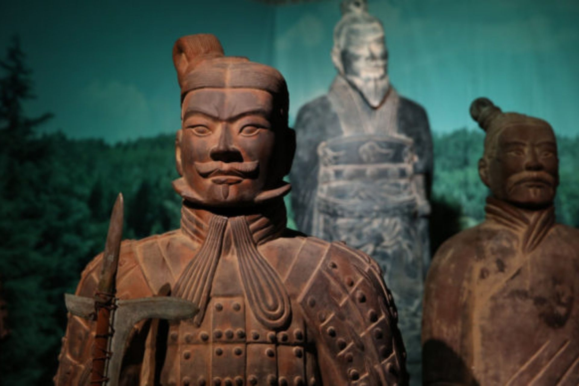 Mostra Esercito Terracotta Cina Milano
