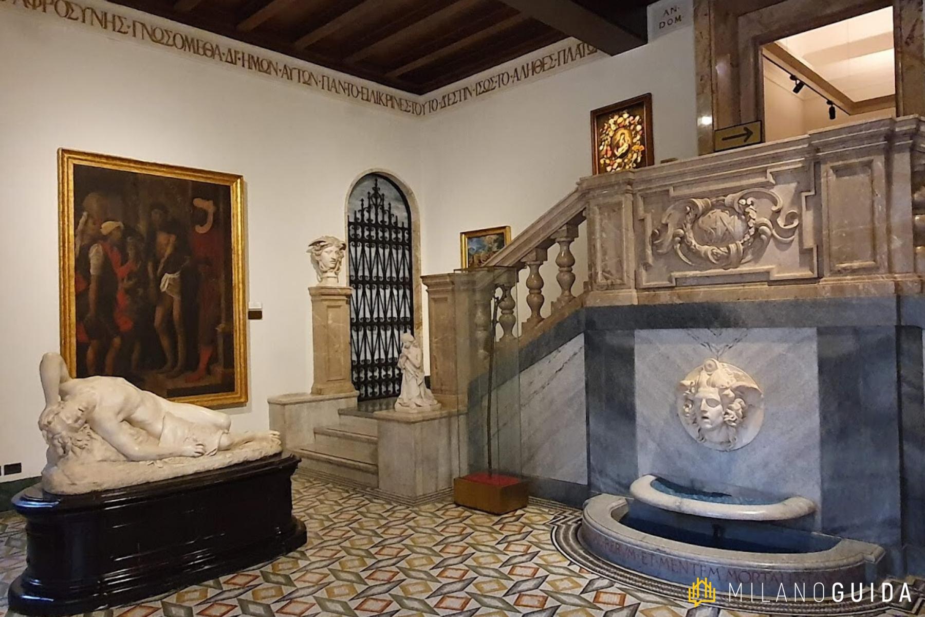 Pinacoteca Ambrosiana Milano