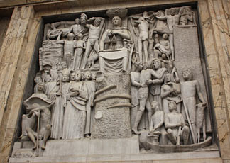 Visita guidata Tribunale Milano
