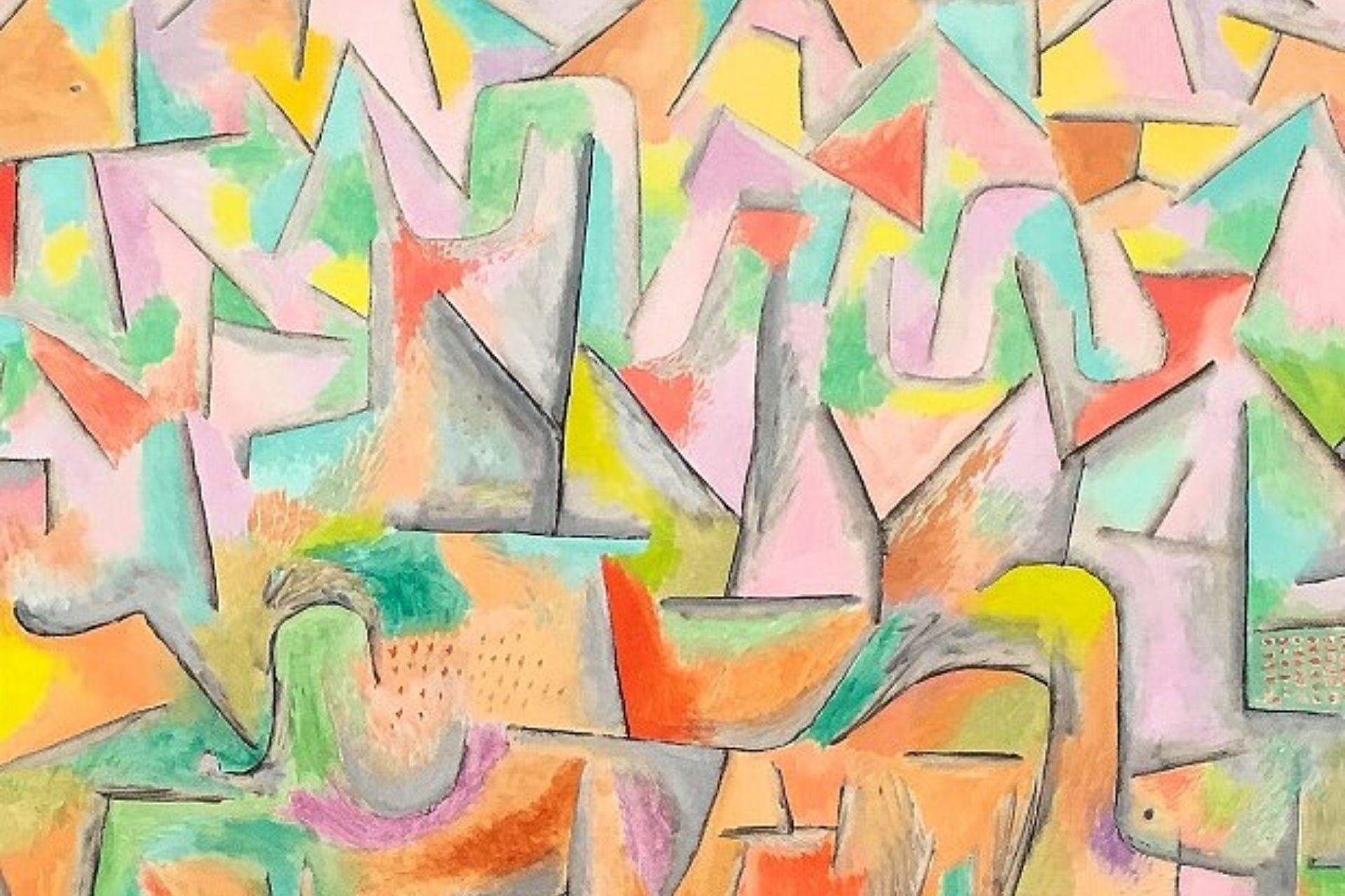 Visita guidata alla mostra di Klee per bambini
