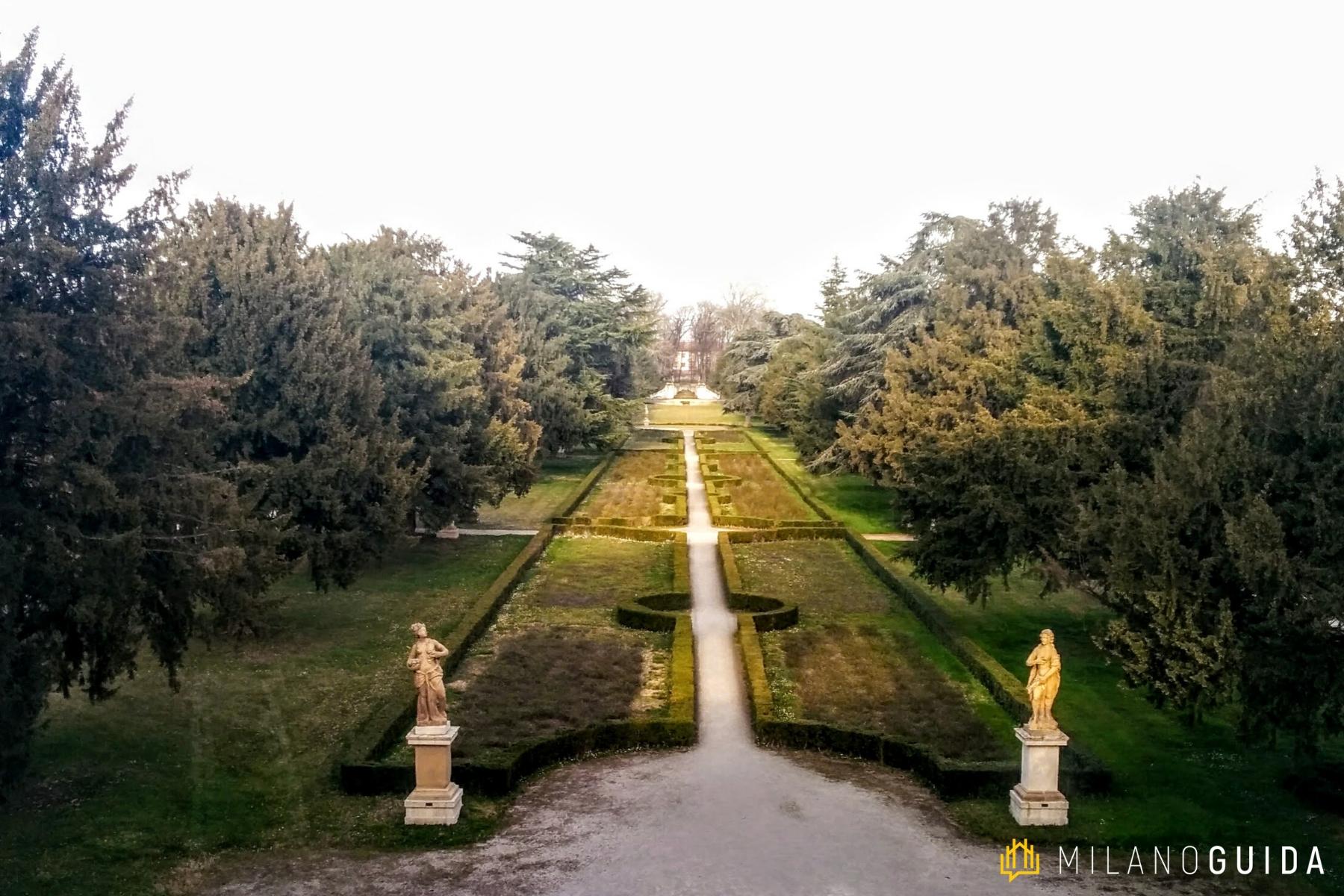 Visita guidata Palazzo Arese Borromeo Cesano Maderno