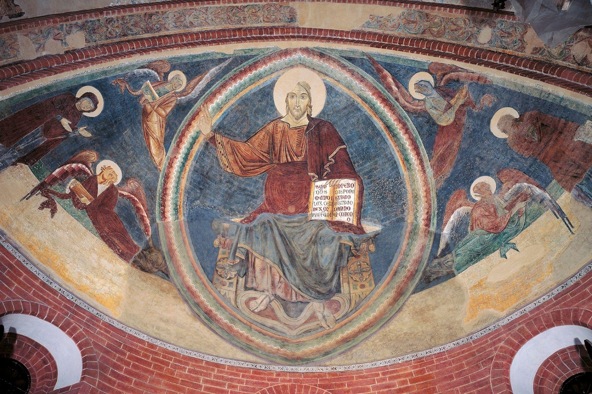 Visita guidata abbazia Maria Rossa Crescenzago