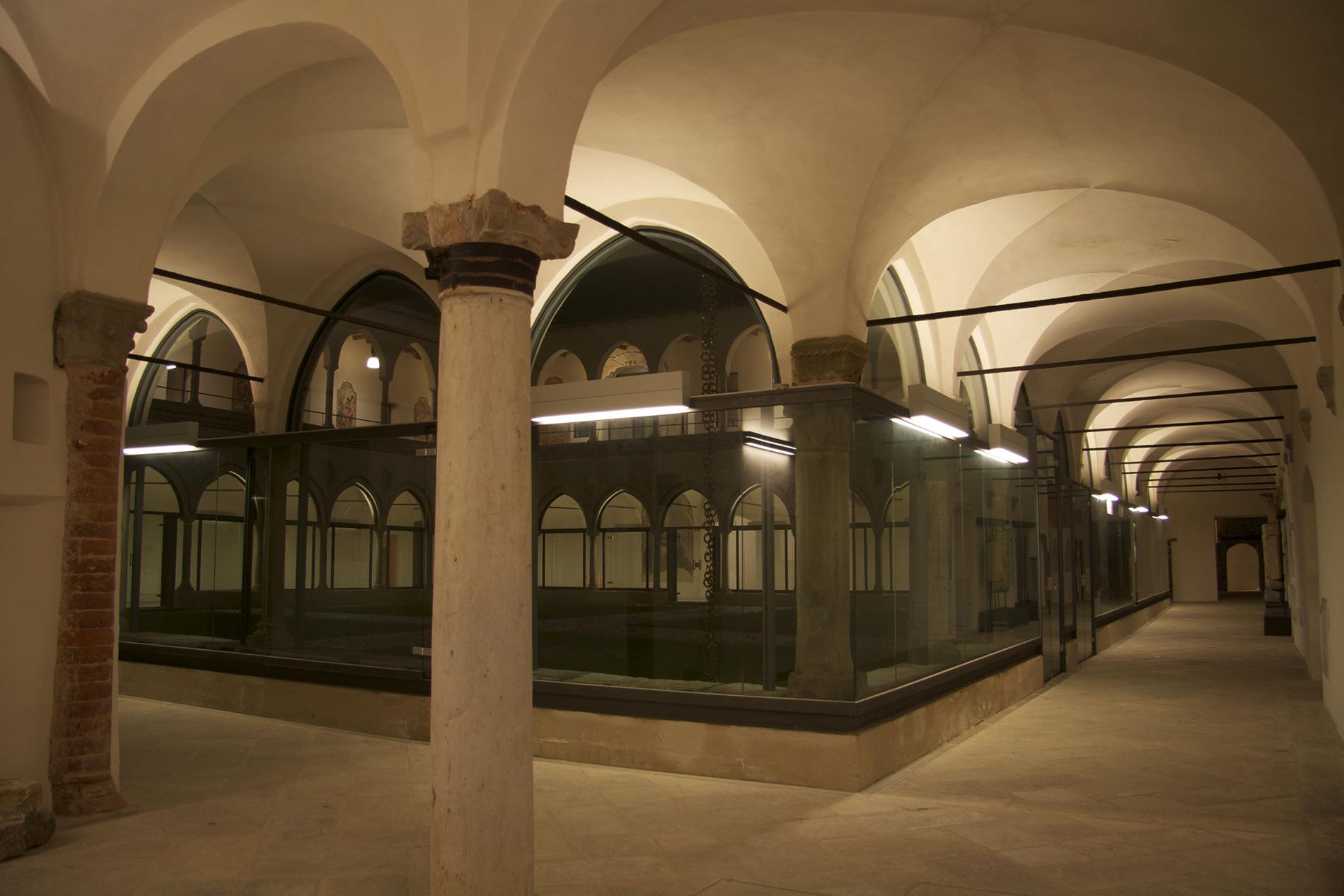 Visita guidata Monastero Cairate