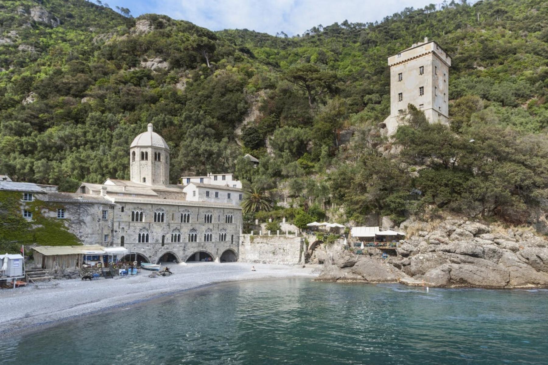 Viaggio a Genova e Abbazia di San Fruttuoso