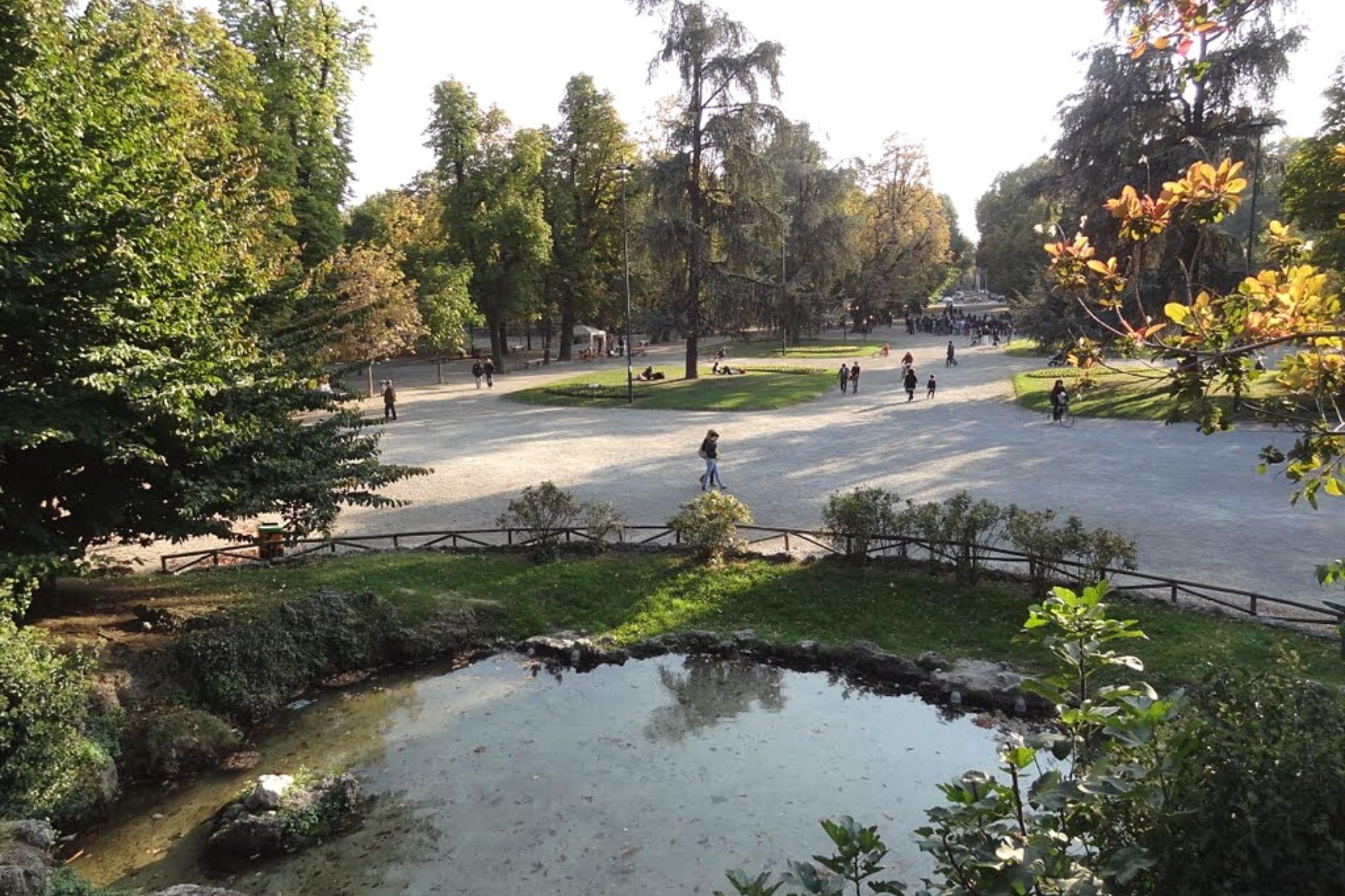Giardini pubblici Milano