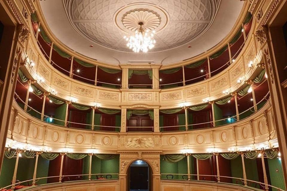 Ufficio Stampa Teatro Nuovo : Teatro gerolamo milanoguida visite guidate a mostre e musei con