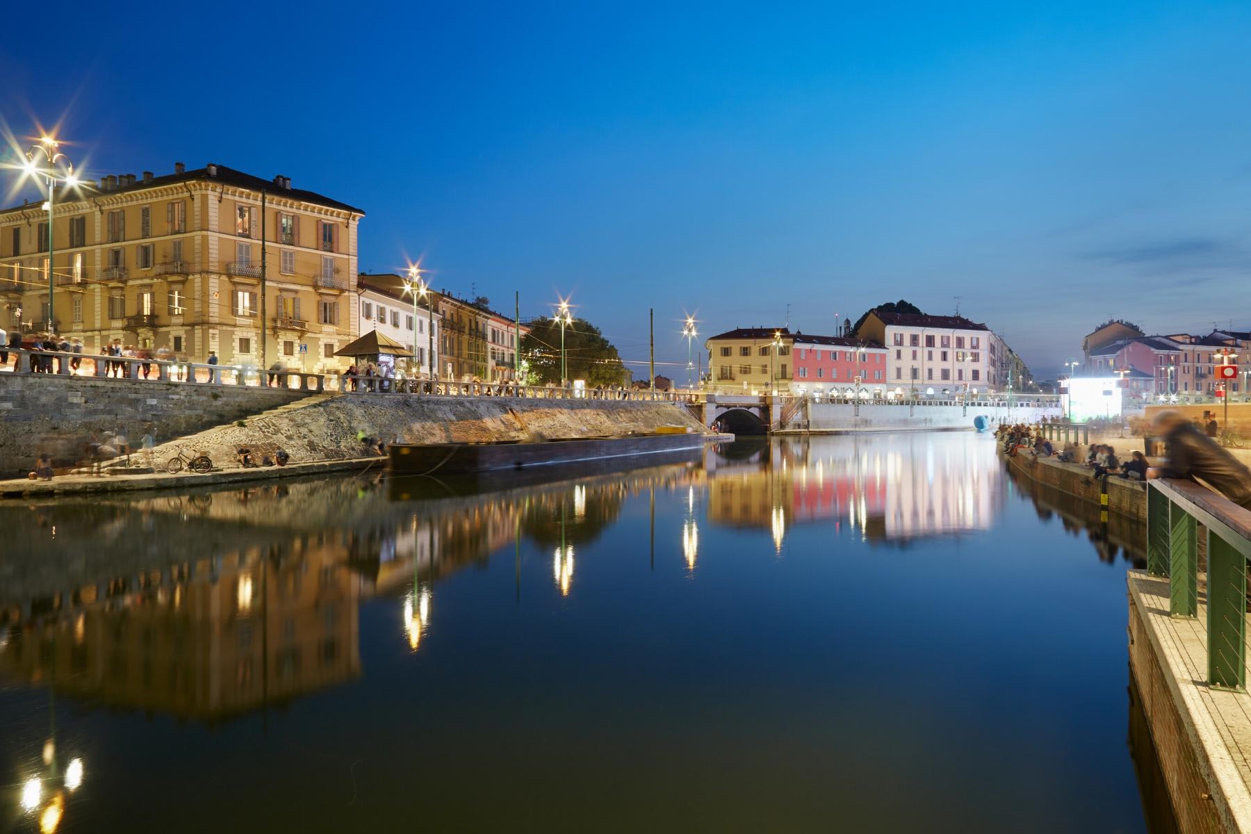 Visita guidata Navigli di Milano
