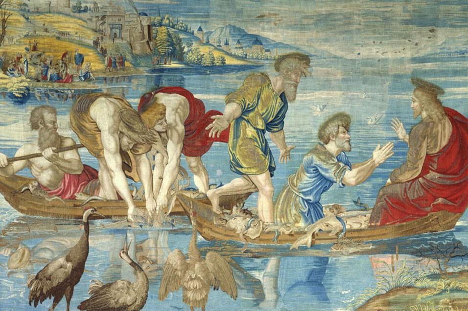 Connessioni Culturali: Arazzi Vaticani Raffaello