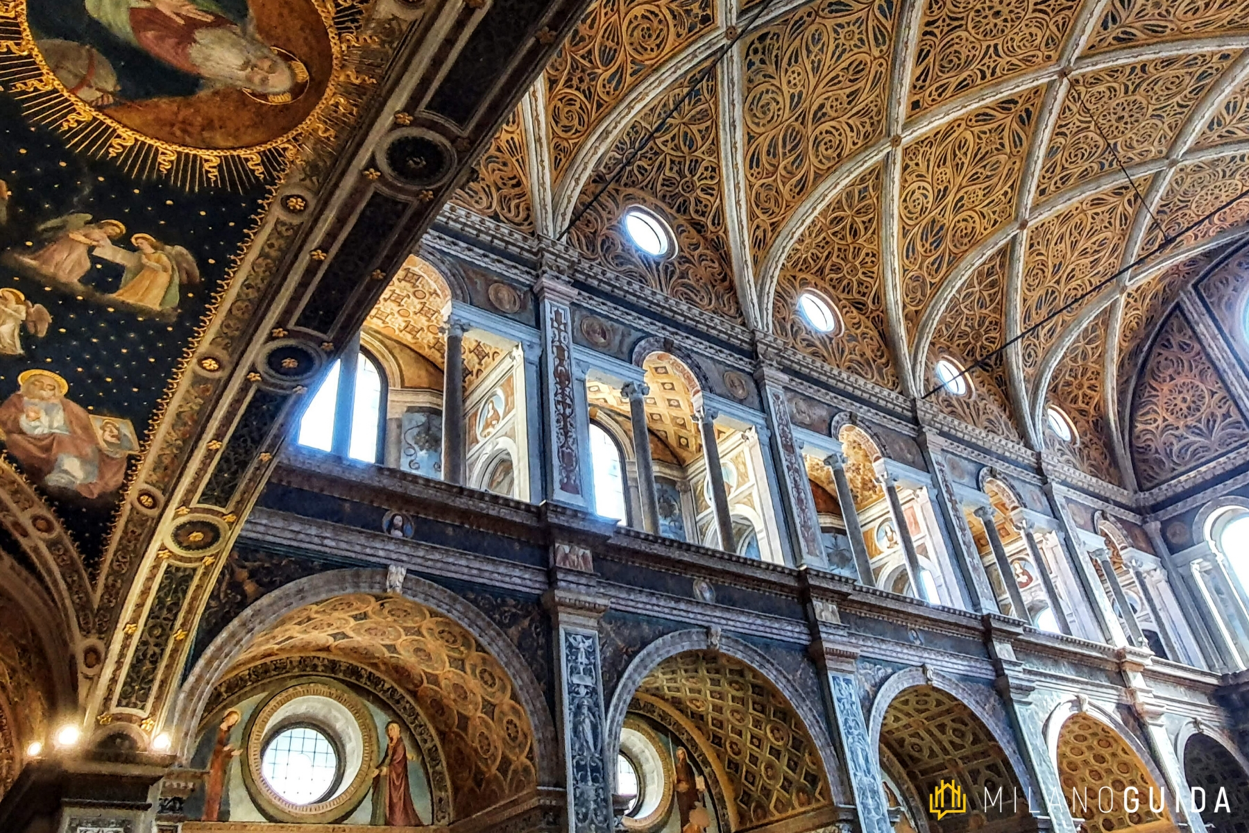 Visita guidata chiesa di San Maurizio