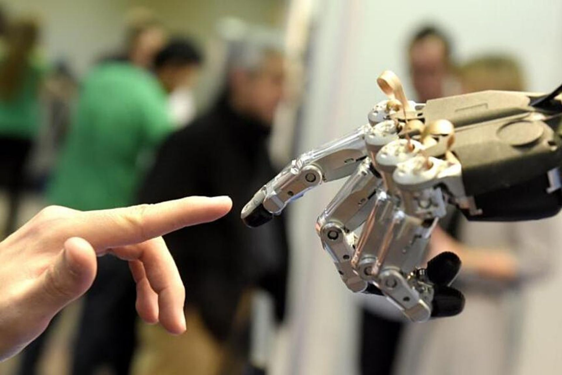 Mostra Robot Milano